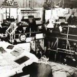 A photo showing the Ops Room at FCHQ