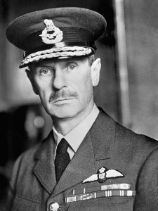 Portrait image of Hugh Dowding